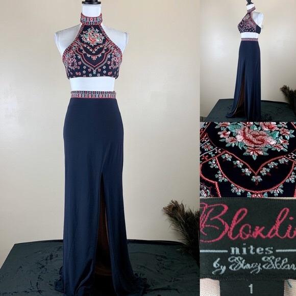 Blondie Nites Dresses & Skirts - Two-Piece Blondie Nites dress by Stacy Sklar